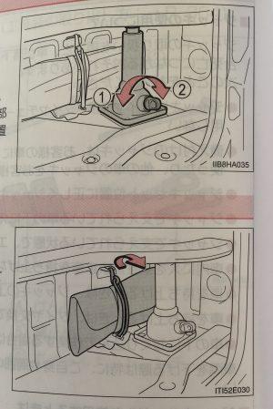 救急車工具の取り出し方